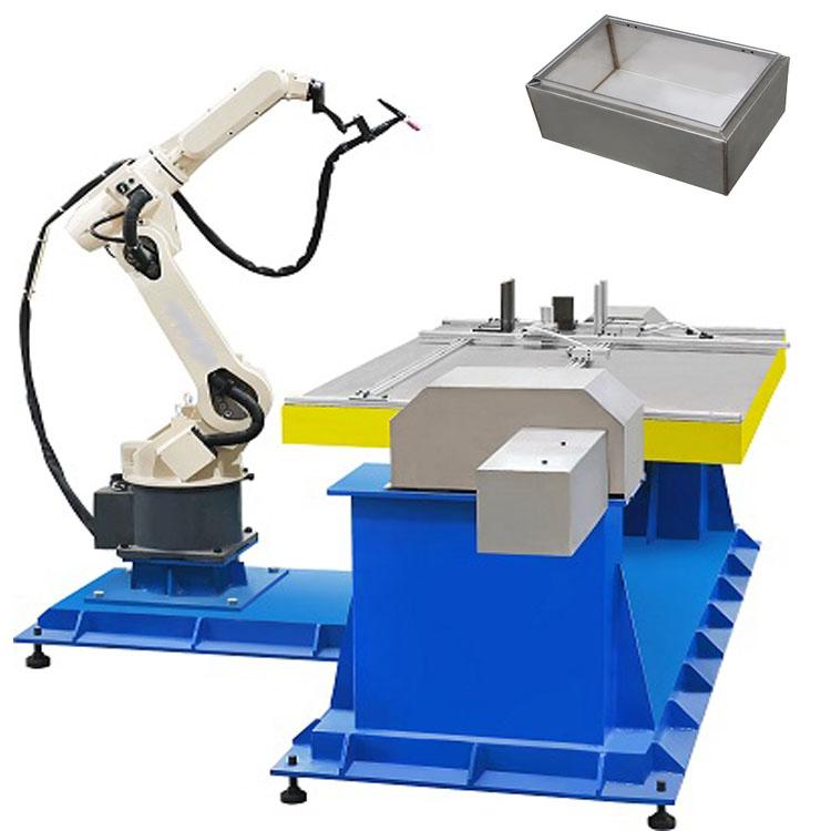 Cnc Welding Supplier South Africa: Profimach : Robot Welding Cells